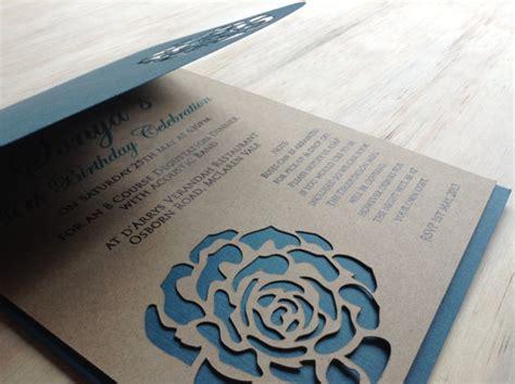 die cut wedding invitation by thefindsac on etsy the merry