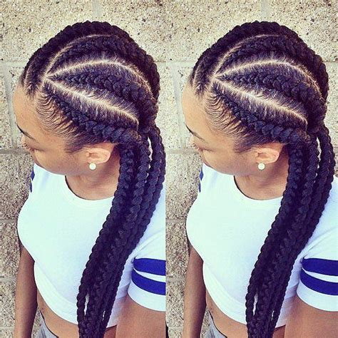 show a picture of pigtail braids wrestling guide the ultimate guide to summer braids for black girls