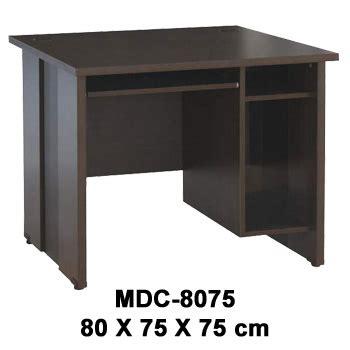 Meja Komputer Surabaya jual meja komputer type mdc 8075 harga murah toko