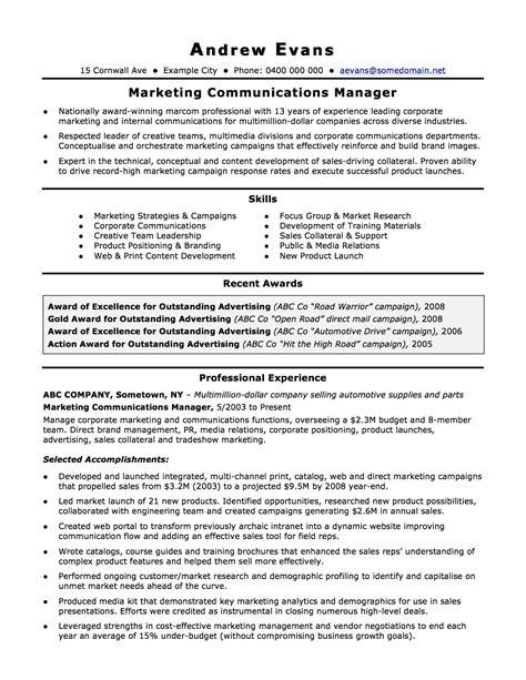 sample career objectives examples for resumes resumes cards