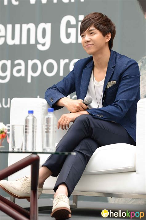 lee seung gi concert philippines exclusive tonight with lee seung gi in singapore open