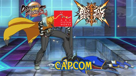 small meme small meme passing by blazblue