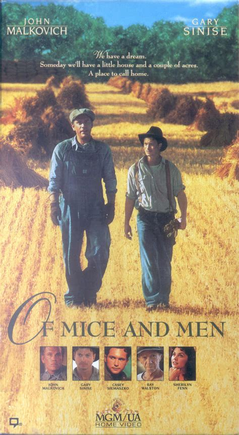 of mice and men of mice and men 1992 film of mice and men photo 3461077 fanpop
