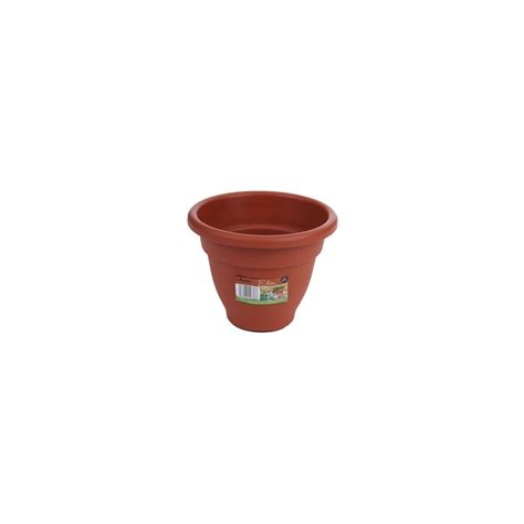 Small Plastic Planters by Buy Small 20cm Simple Plastic Planter For Patio Or Decking