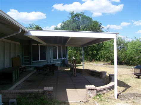 northwest awning all steel attached home patio awning northwest san antonio