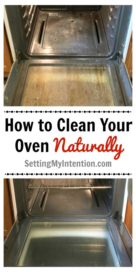 how to clean your oven naturally vintage cleaning tip how to clean your oven naturally in 4 simple steps