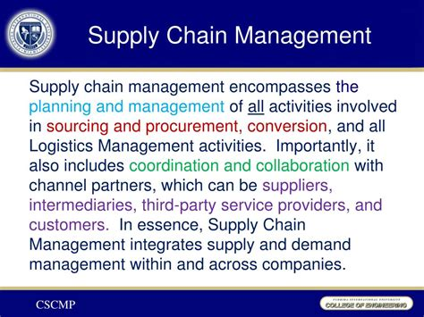 Construction Supply Chain Management Concepts And Studies 5in1 ppt chapter 5 the supply chain management concept powerpoint presentation id 633720