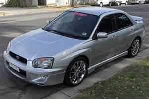Subaru Impreza 2 5 2004 Subaru Impreza 2 5 Rs Sport Wagon Automatic Us