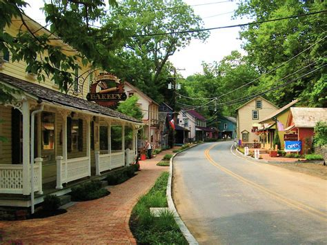 small town 22 small towns near philly you need to visit right now