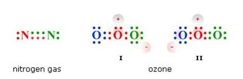 ozone electron dot diagram chemistry partner november 2010
