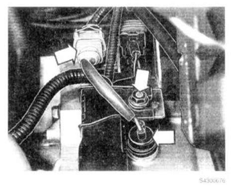 1998 Volvo S70 Vehicle Speed Sensor Electrical Problem
