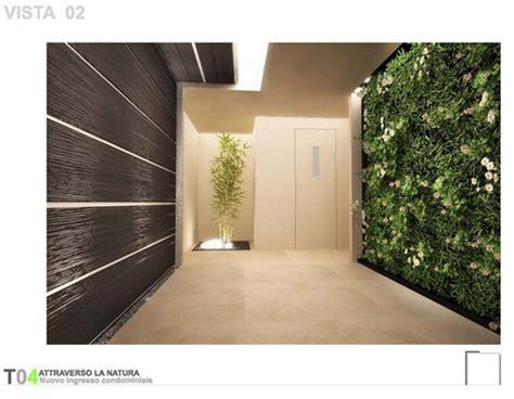 androne di ingresso 12 proposte per un innovativo ingresso condominiale