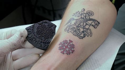 video religious tattoos are an art in jerusalem 21see