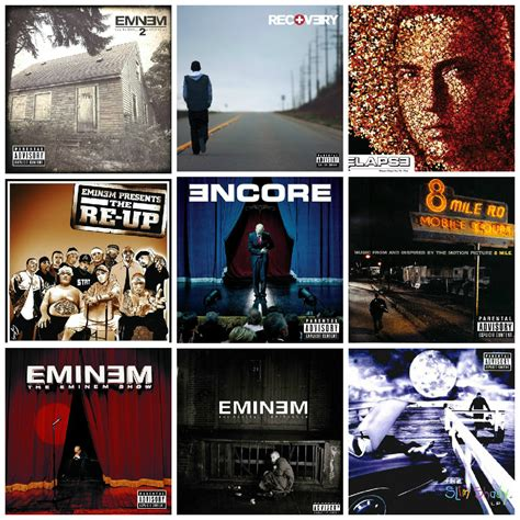 eminem discography design an album cover for eminem creative allies