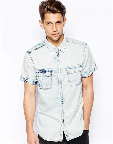 Denim Sleeve Shirt Esprit light blue denim sleeve shirt esprit denim shirt