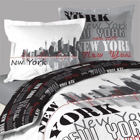 Couette Imprimée New York la redoute housse de couette new york best new york