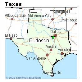 best places to live in burleson