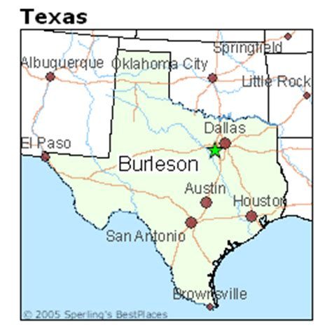 map of burleson texas best places to live in burleson texas