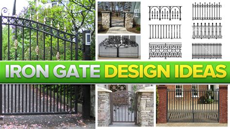 iron ideas wrought iron fences iron gate design ideas