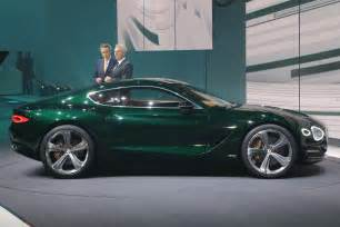 Bentley Six Speed Bentley Exp10 Speed 6 Concept What It Really Means