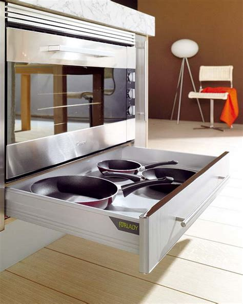 under cabinet drawers kitchen 67 cool pull out kitchen drawers and shelves shelterness