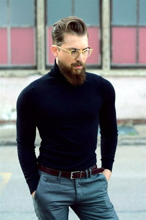 old style man hairstyle 40 updated beard styles for men 2018 version