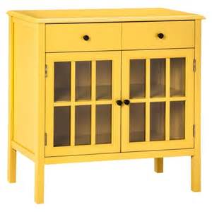Yellow Storage Cabinet Threshold Windham Storage Cabinet With Drawer Target