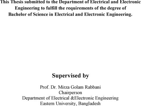 master thesis electrical power engineering master thesis electrical power
