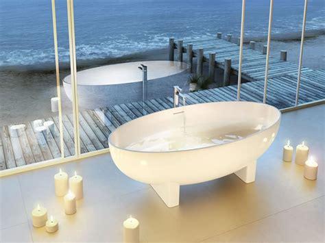 freistehende badewanne ravenna freistehende mineralguss badewanne wei 223