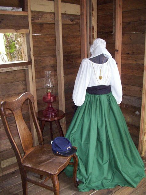 womens reenactment colonial civil war dress womens gr