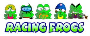 Image result for racing frogs