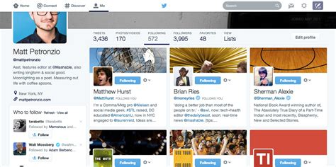 layout do twitter twitter testing major profile redesign that looks a lot