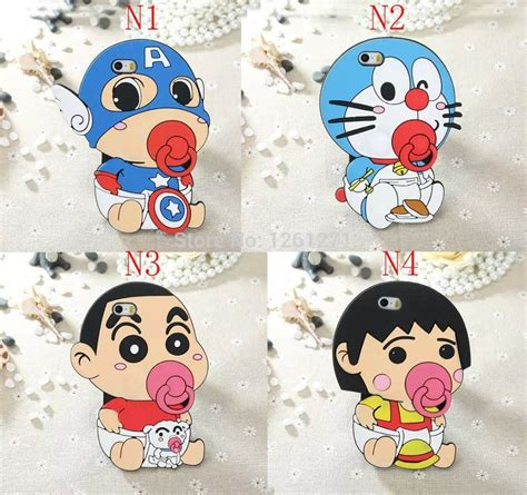 Silikon 3d Intip Animal Baby For Xiaomi Redmi 3 Pro Redmi 4x Mi Note 3 popular doraemon buy cheap doraemon lots from china doraemon suppliers on