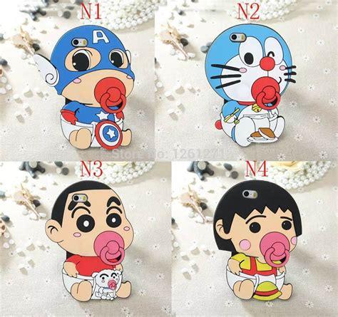 Silicone Rubber 3d Iphone 7 7s Doraemon Edition popular doraemon buy cheap doraemon lots from china doraemon suppliers on