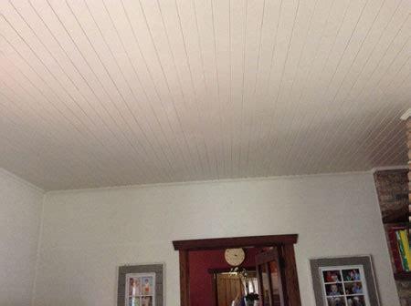 Houten Plafond Schilderen by Ingelegd Plafond