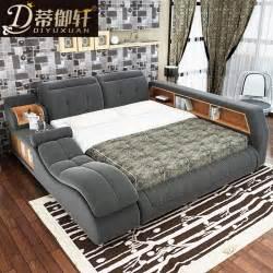best smart bed usd 1229 87 tiffany smart massage cloth bed nordic