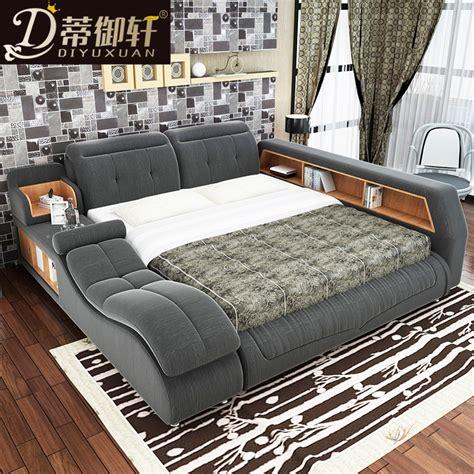 [USD 1230.53] Tim Yu Xuan intelligent massage cloth bed