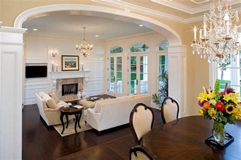 arch living room houzz family room traditional family room minneapolis by