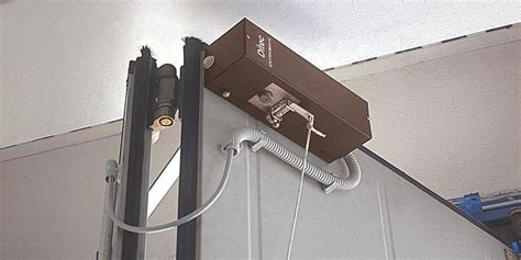 Articulated Arm Automation For Folding Doors Automation Garage Door Home Automation