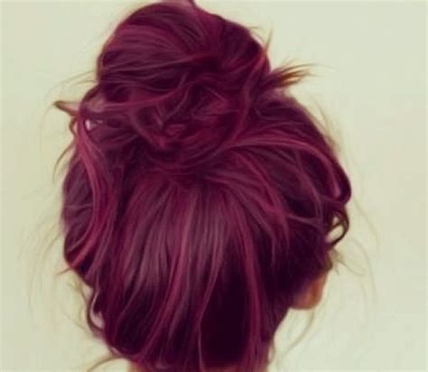 how to get marsala as a hair color instyle marsala shemazing