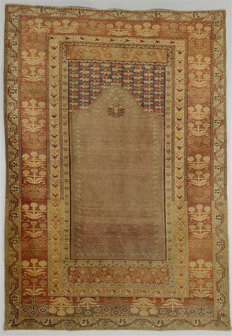 Semi Antique Turkish Ghiordes Prayer Rug 6 5 X 4 5 Prayer Rug