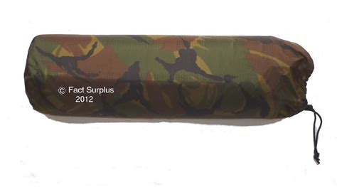 Army Surplus Sleeping Mat by Basha Bivi And Accessories Army Thermarest
