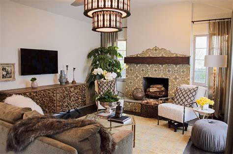 spanish style living room amy s take episode 3 of american dream builders