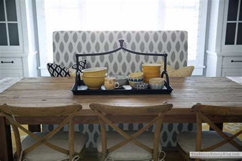 restoration hardware farmhouse table spring house tour the sunny side up blog