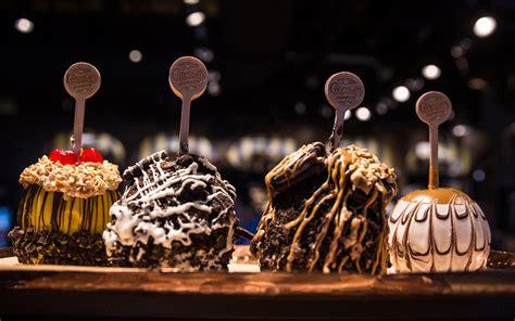 Gourmet Kitchen Islands universal orlando close up indulge in gourmet candy