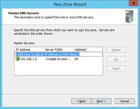 tutorial linux dns server migrating dns servers from linux to windows part 1