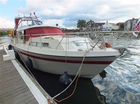 river thames boat brokers 1979 broom 35 european power new and used boats for sale