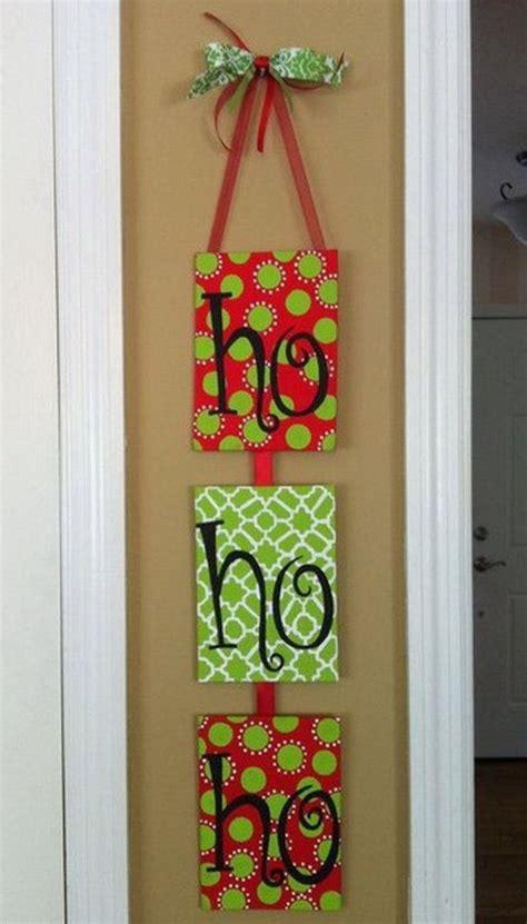 christmas door decorations homemade christmas door
