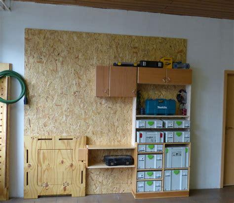 Werkstatt Osb by Die Neue Werkstatt Umzug Tag 2 Holzwerkerblog