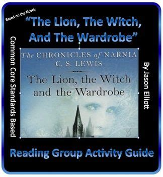 reading activities the witch and the on